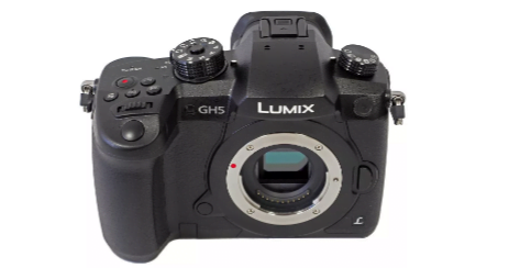 Lumix GH5 hybride tropicalisé