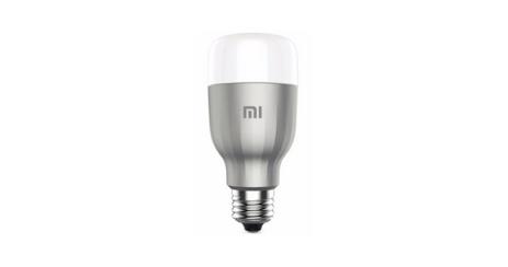 Mi LED Smart Bulb ampoule connectee Xiaomi