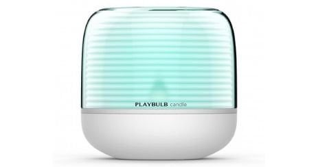 MiPow candle playbulb meilleure bougie connectee bluetooth ambiance