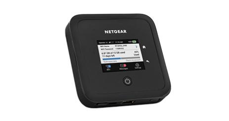 Netgear M5 routeur mobile idee voyageur