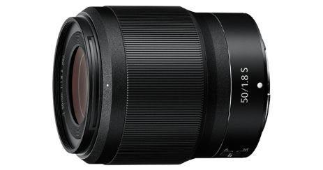 Nikkor Z 50mm moderne focale fixe standard 2019