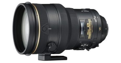 Nikon AFS 200mm F 2G ED VR II meilleur téléobjectif focale fixe 2019