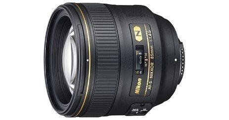 Nikon AFS 85mm meilleure focale fixe a grande ouverture pour portraits