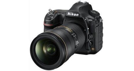 Nikon D850 meilleur appareil photo reflex 2020