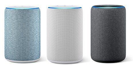 Nouveau Amazon Echo 3 enceinte connectee Alexa