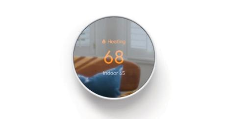 Nouveau Nest Thermostat Google