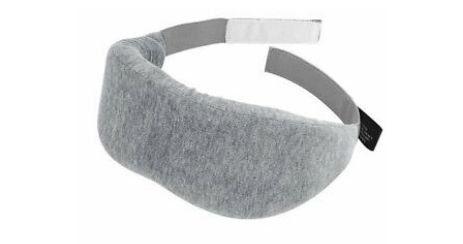 PLEMO meilleur masque de sommeil ergonomique memoire forme