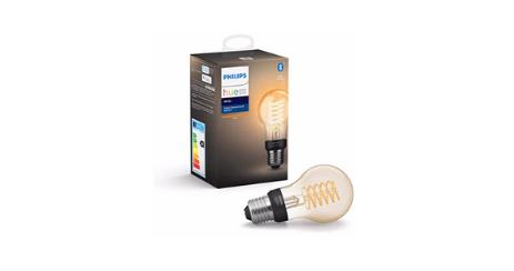 Philips Hue Ampoule LED Connectee White Filament E27 Forme Standard ampoule à filament populaire