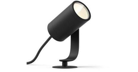 avis Philips Hue lily meilleure lampe LED exterieur 2019