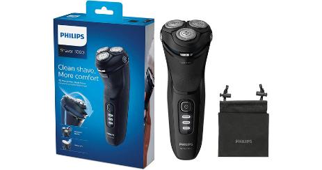 Philips comparatif rasoir électrique