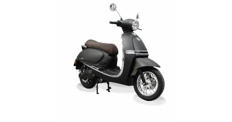 e scooter leger Rider 5000