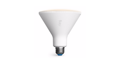 Ring PAR38 Smart LED Bulb E26 meilleure luminosite