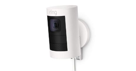 Ring Stick caméra de sécurité