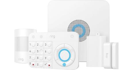 Ring kit starter alarme co