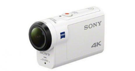 SONY FDR x3000r camera moto