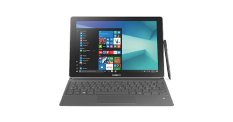 Samsung Galaxy Book 12 tablette puissante Windows 10