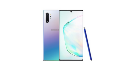 Samsung Galaxy Note10+ photophone cinq capteurs