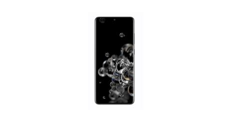 Samsung Galaxy S20 Ultra photophone le plus innovant
