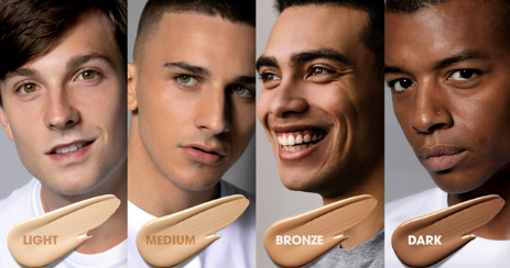 Shakeup Cosmetics soins pour hommes