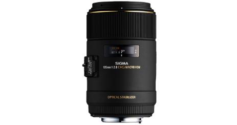 Sigma 105 mm f_2.8 EX DG OS HSM Macro