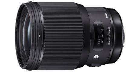 Sigma 85mm f1 4 objectif a grande ouverture standard le plus piqué