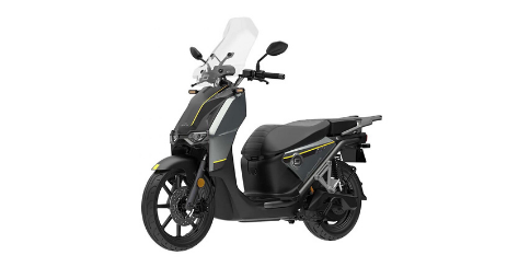 scooter electrique Soco CP-X