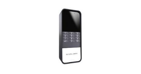 Somfy Connected Door Phone carillon intelligent avec clavier