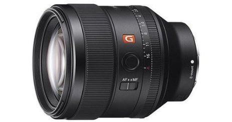 Sony 85mm f1 4 meilleur téléobjectif pour les portraits