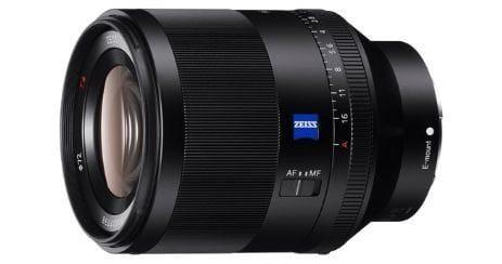 Sony Carl Zeiss Planar 50mm meilleur objectif compatible a7 2019