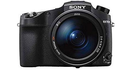Sony Cyber-shot RX10 IV : meilleur appareil photo bridge 2019