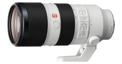Sony FE 70 200mm F2 8 GM OSS objectif des photographes professionnels