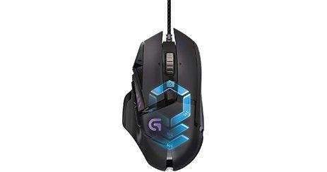 Souris Gaming filaire Logitech G502