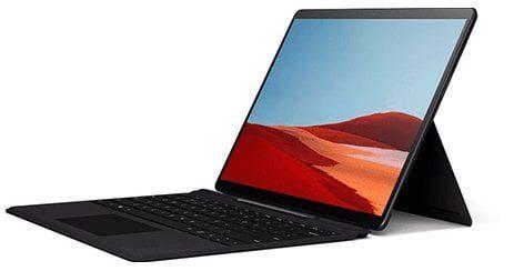 Nouvelle Tablette Haut de Gamme Surface Pro X Microsoft