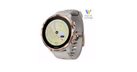Suunto 7 montre connectee sportive polyvalente