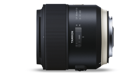 Tamron SP 85 mm f_1,8 Di VC USD