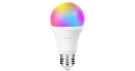 Teckin ampoule LED E27 connectee google home 2019