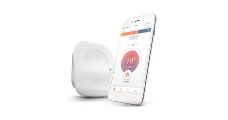 Thermostat Intelligent Somfy 2401499