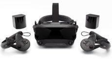 Valve Index meilleur casque VR 2019 haut de gamme