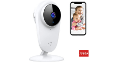 Victure 1 babycam video connecte ios android