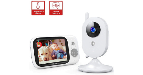 Victure 2 babycam video ecran moniteur