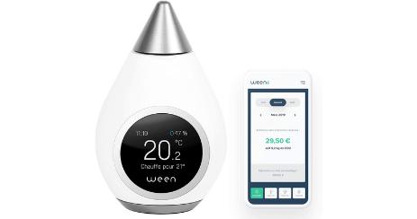 Ween Thermostat Connecté écologique