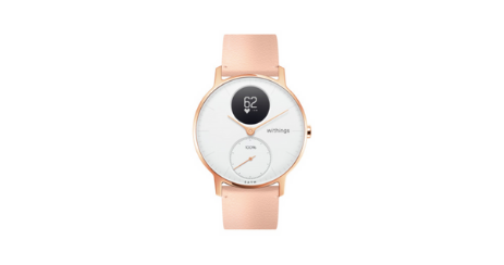 Withings Steel HR montre connectee hybride innovante