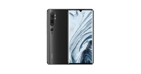 Xiaomi Mi Note 10 plus grande definition pour photophone