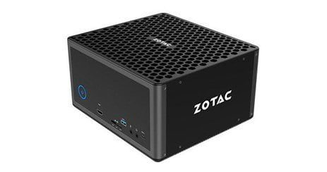 Zotac Magnus 1080K Mini PC haut de gamme puissant vr ready