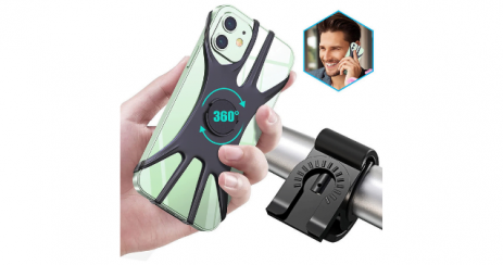 Support Téléphone vélo détachable cocoda