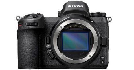 appareil photo nikon z6