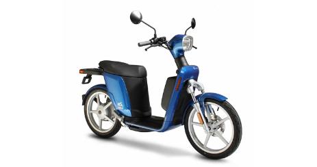 scooter électrique équivalent 50cc Askoll ES2