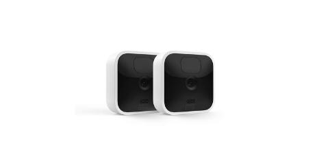 Blink Indoor top caméra de sécurité