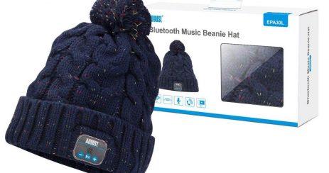 bonnet audio connecte bluetooth innovation ski