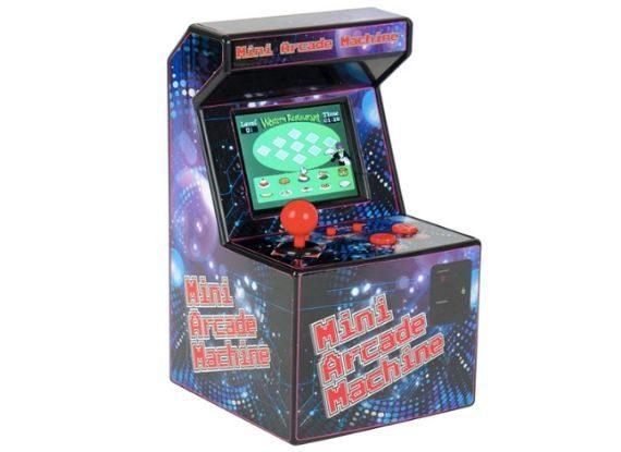 mini borne arcade 2019